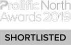 Prolific north awards shortlisted 2019