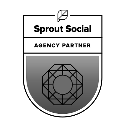 Sprout Social Certified Logo