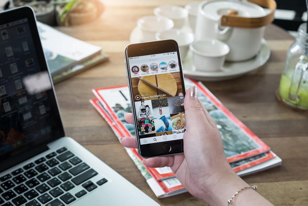 Instagram - micro influencers