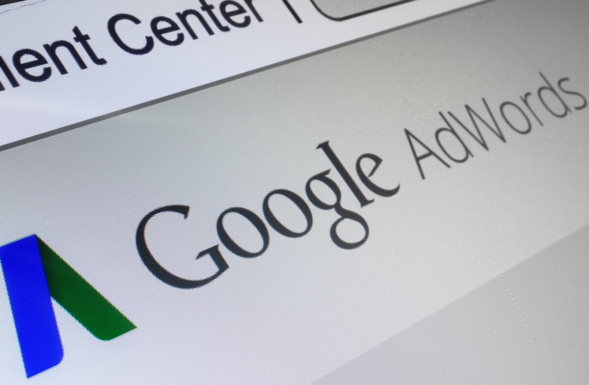 Google Ad Words logo