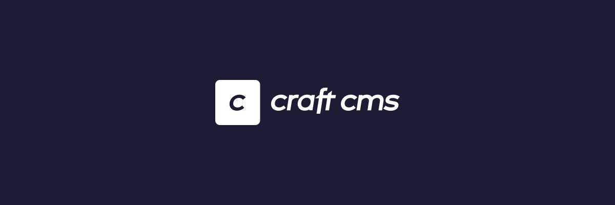 Craft CMS logo.