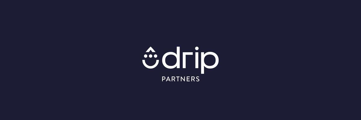 Drip logo.