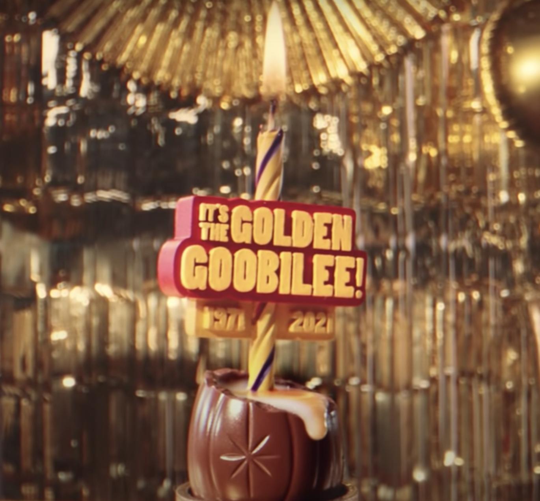 Cadbury Golden Goobilee