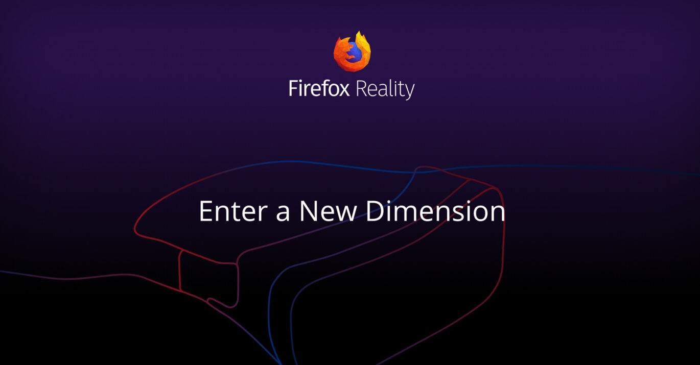 Firefox's Reality browser for virtual and augmented reality.