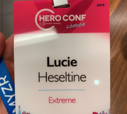 Extreme does Hero Conf...