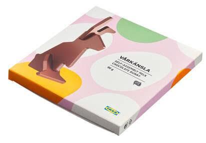 IKEA Flat Pack Easter Egg