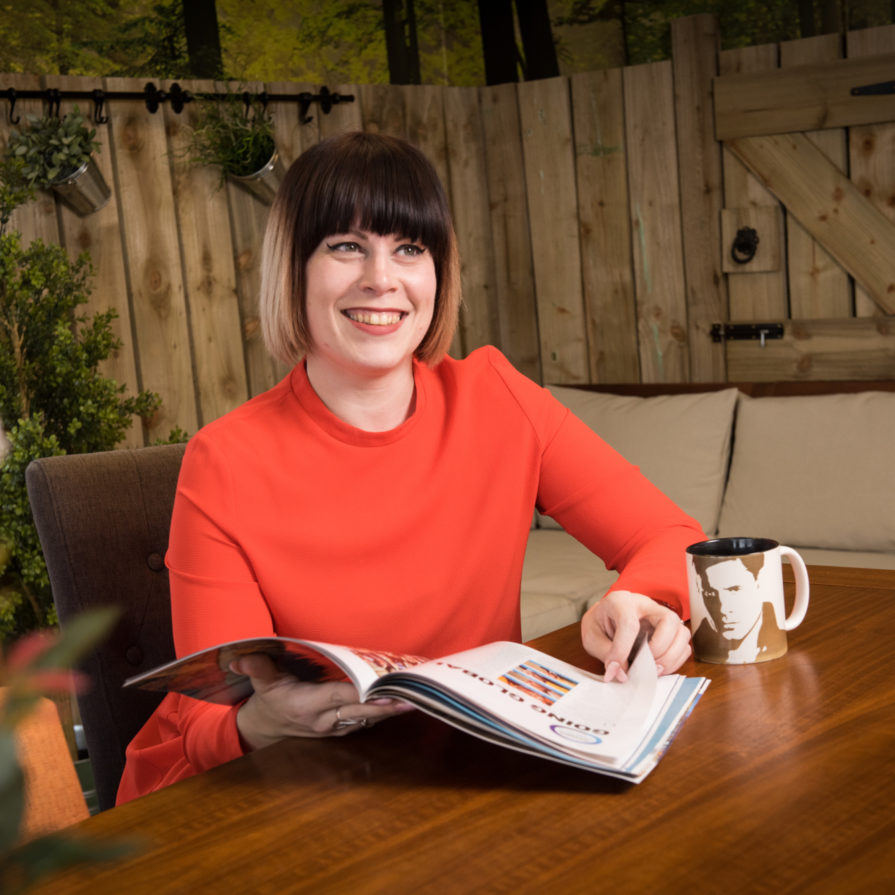 A day in the life of... Head of PR and Content
