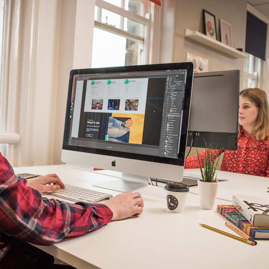 Web design & development that does the business for your brand