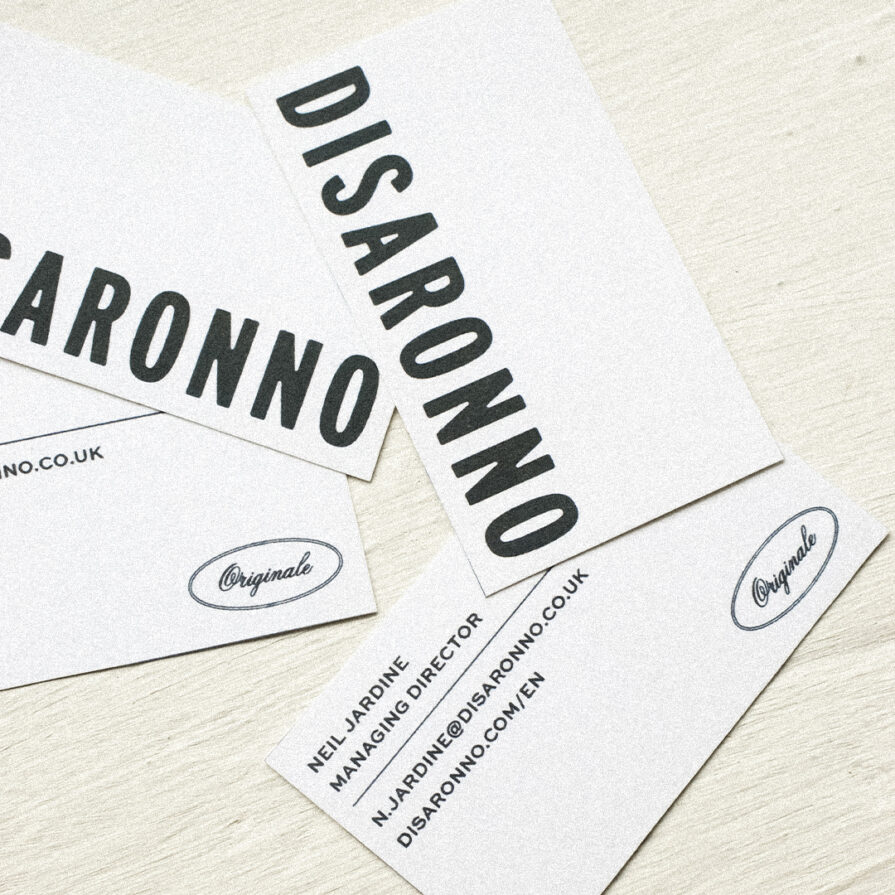 Disaronno self-initiated rebrand