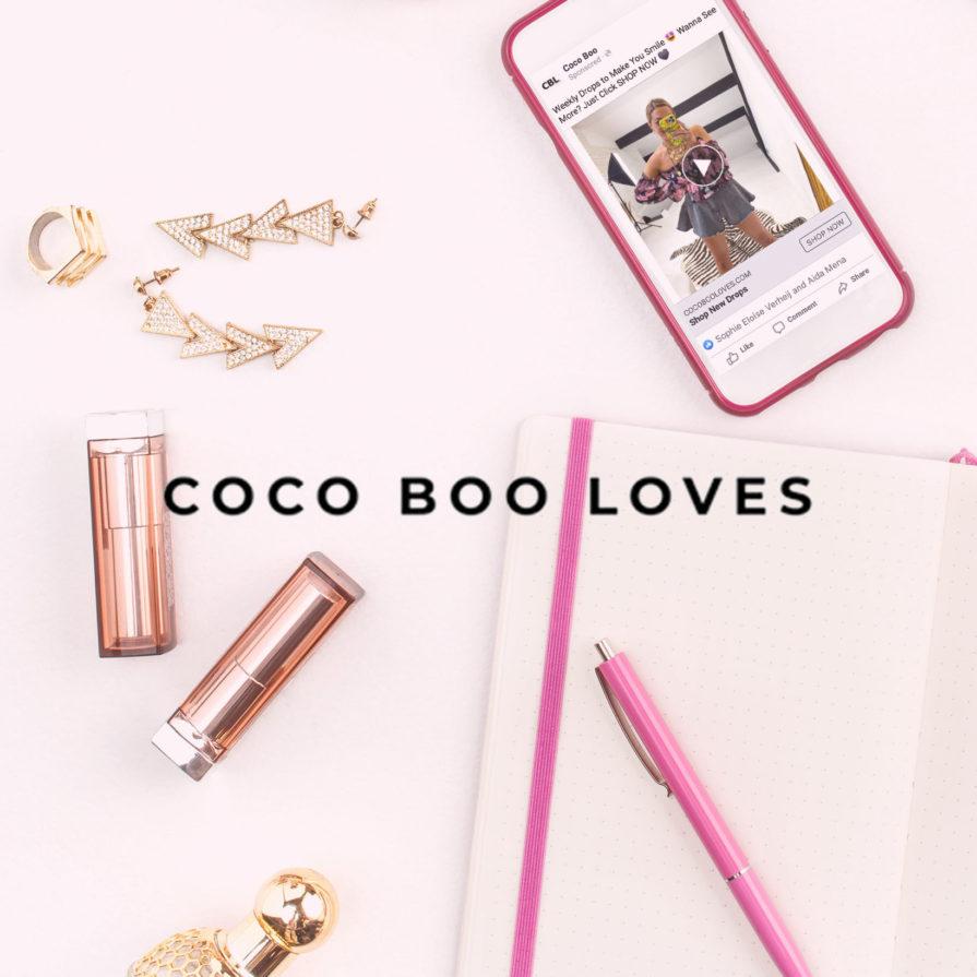 Coco Boo Loves
