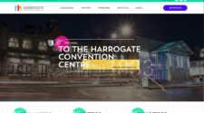 Harrogate Convention Centre - Website